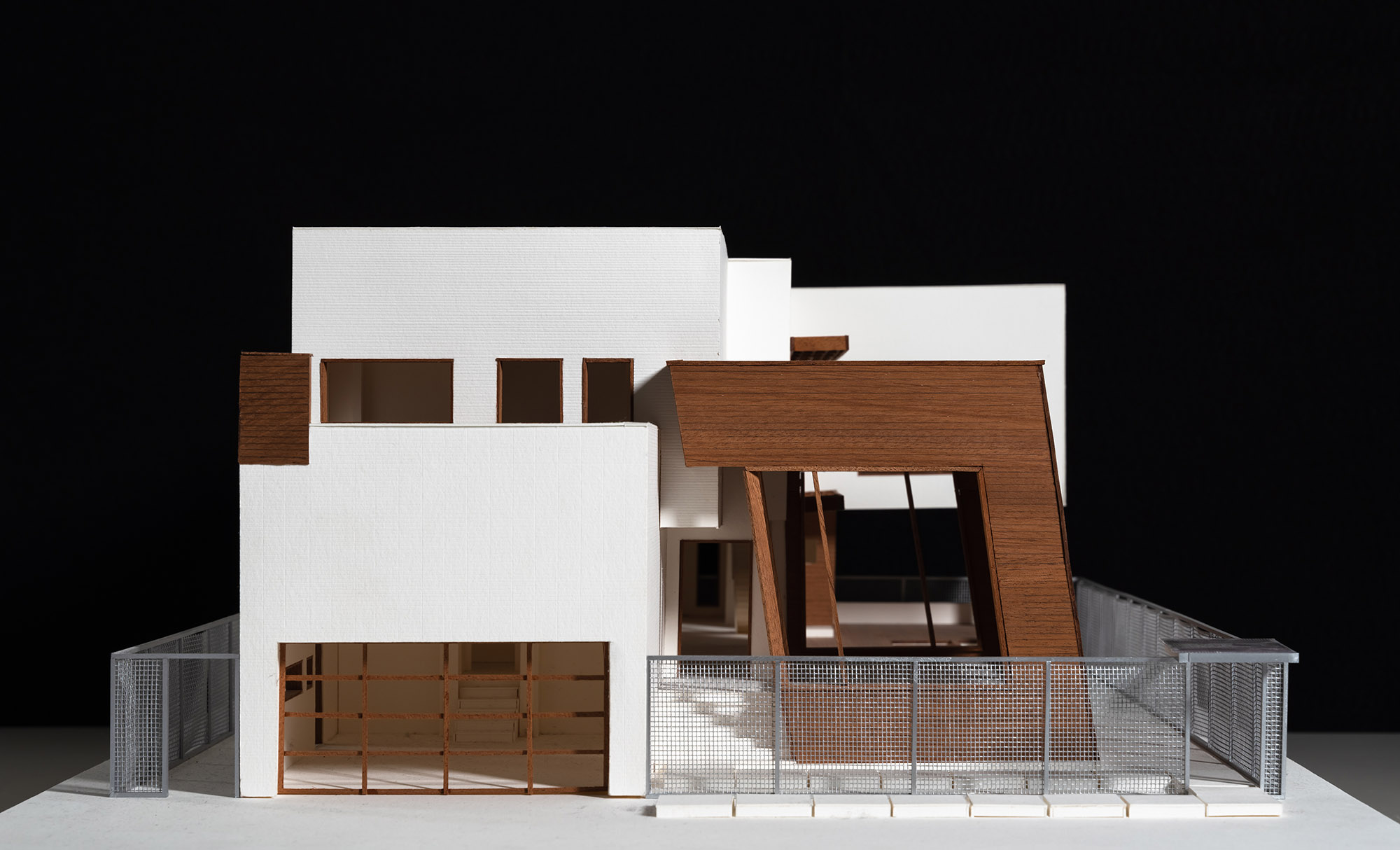 Mahvash-Santiago Residence